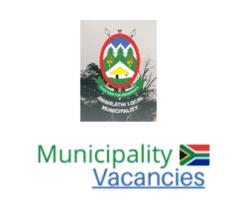 Amahlathi Local municipality vacancies 2021 | Amahlathi Local vacancies | Eastern Cape Municipality