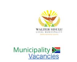 Walter Sisulu Local municipality vacancies 2021 | Walter Sisulu Local vacancies | Eastern Cape Municipality