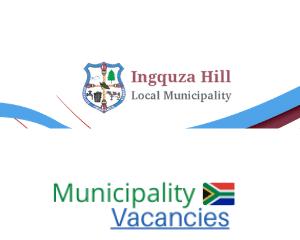 Ingquza Hill Local municipality vacancies 2021 | Ingquza Hill Local vacancies | Eastern Cape Municipality