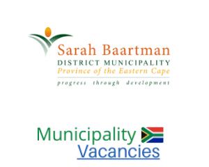 Sarah Baartman District municipality vacancies 2021 | Sarah Baartman District vacancies | Eastern Cape Municipality