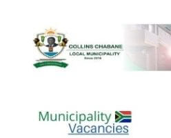 Collins Chabane Local municipality vacancies 2021 | Collins Chabane Local vacancies | Limpopo Municipality