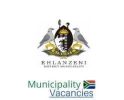 Ehlanzeni District municipality vacancies 2021   Ehlanzeni District vacancies   Mpumalanga Municipality