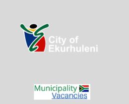 City of Ekurhuleni Metropolitan municipality vacancies 2021 | City of Ekurhuleni Metropolitan vacancies | Gauteng Municipality
