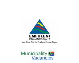 Emfuleni Local municipality vacancies 2021   Emfuleni Local vacancies   Gauteng Municipality