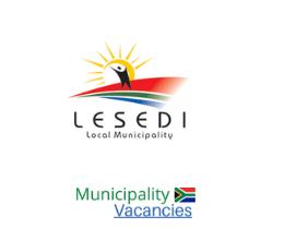 Lesedi Local municipality vacancies 2021 | Lesedi Local vacancies | Gauteng Municipality