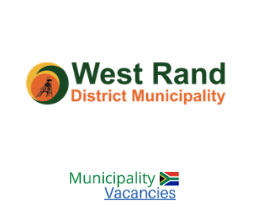 West Rand District municipality vacancies 2021 | West Rand District vacancies | Gauteng Municipality