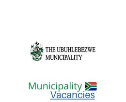 Ubuhlebezwe Local municipality vacancies 2021 | Ubuhlebezwe Local vacancies | KwaZulu-Natal Municipality