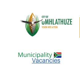 City of uMhlathuze Local municipality vacancies 2021 | City of uMhlathuze Local vacancies | KwaZulu-Natal Municipality
