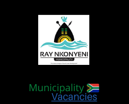 Ray Nkonyeni Local municipality vacancies 2021 | Ray Nkonyeni Local vacancies | KwaZulu-Natal Municipality