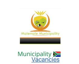 Molemole Local municipality vacancies 2021   Molemole Local vacancies   Limpopo Municipality