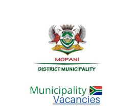 Mopani District municipality vacancies 2021 | Mopani District vacancies | Limpopo Municipality