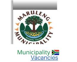 Maruleng Local municipality vacancies 2021 | Maruleng Local vacancies | Limpopo Municipality