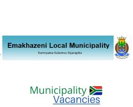 Emakhazeni Local municipality vacancies 2021 | Emakhazeni Local vacancies | Mpumalanga Municipality