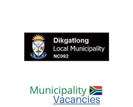 Dikgatlong Local municipality vacancies 2021 | Dikgatlong Local vacancies | Northern Cape Municipality