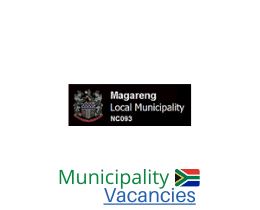 Magareng Local municipality vacancies 2021 | Magareng Local vacancies | Northern Cape Municipality