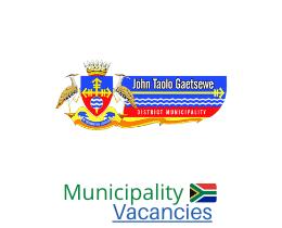John Taolo Gaetsewe District municipality vacancies 2021 | John Taolo Gaetsewe District vacancies | Northern Cape Municipality