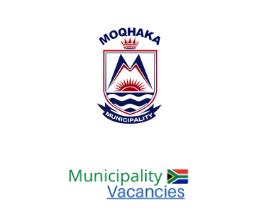Moqhaka Local municipality vacancies