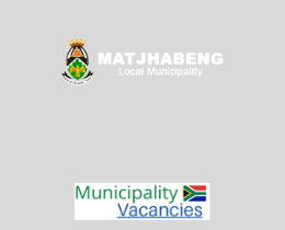Masilonyana Local municipality vacancies 2021 | Masilonyana Local vacancies | Free State Municipality