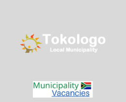 Tokologo Local municipality vacancies 2021 | Tokologo Local vacancies | Free State Municipality